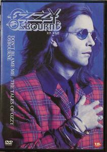 Don't Blame Me: The Tales of Ozzy Osbourne DVD Oakville / Halton Region Toronto (GTA) image 1
