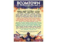 Boomtown fair 2016