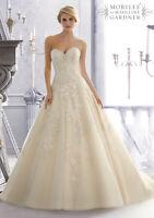 Wedding Dress Morilee Size 8