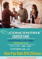 Career Fair - Concentrix