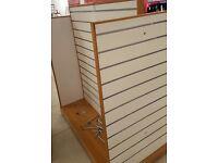 Slatboard for retail for sale