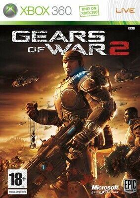 Microsoft Xbox 360 - Gears of War 2 CD mit Anl.