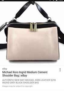 Brand new authentic leather Michael Kors