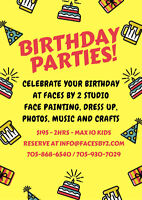 Birthday Party at Faces by 2