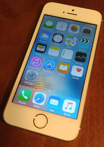 iPhone 5s 16gb Rogers/ChatR Gold