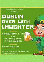 Dublin Over With Laughter Show