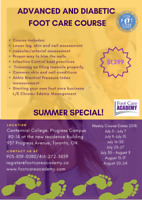 SUMMER COURSE AVAILABLE FOR NURSES
