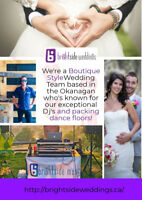 Kelowna Wedding DJ - Brightside Wedding DJ