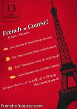 French of course! Collingwood Yarra Area Preview