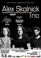 Alex Skolnick, Leather Up Your Ass (acoustic), Simon Girard