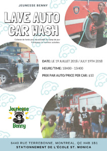 $10 CAR WASH BY JEUNESSE BENNY
