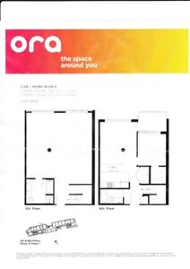 Upscale location! Convenient! Above T and T at the Ora!