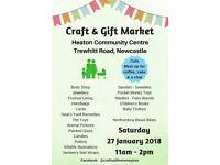 Craft & Gift Market