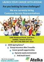 Customer Service Representative - Inbound Calls - Signing Bonus
