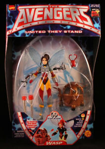 The Wasp from The Avengers United They Stand Animated Series