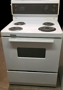 "Full size electric stove, Frigidaire, 30""wide, for sale"