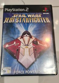 Playstation 2 / PS2 - Star Wars Jedi Starfighter
