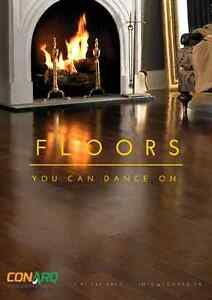 Floors you can dance on. Free estimates (519) 569-0883 Stratford Kitchener Area image 1
