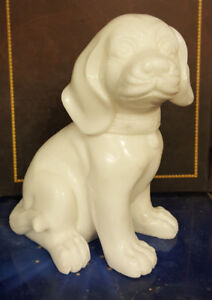 real marble puppy on sale