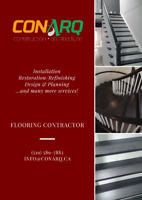 Renovate and Save! Free flooring estimates (519) 589-7883