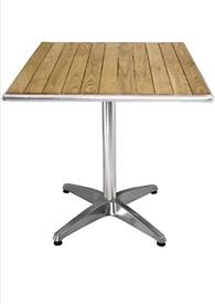 Bolero Ash Flip Bistro Table