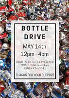 Bottle Drive for Non-profit Preschool