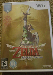 Wii skyward sword