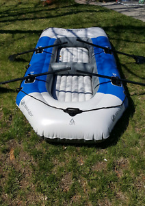 Sevylor Colossus Inflatable Boat Dingy Raft New w/o Box