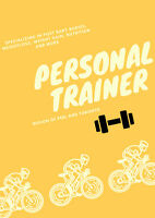 Personal Trainer Special! Fitness for Mothers!