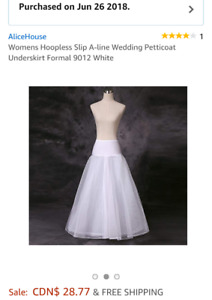 Brand New Petticoat- wrong style for my dress