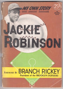Huge Collection of Jackie Robinson / Brooklyn Dodgers books