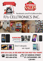 FJ's Celltronics Inc. - The Solution to your Cellular Problems!