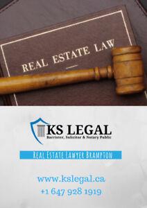 Best Real Estate Lawyer Brampton