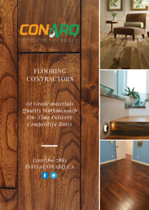 Add Beauty & Strength to your Floors. Call Us (519) 589-7883