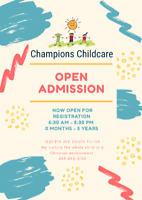 New Daycare by Chinook Hospital Accepting Children
