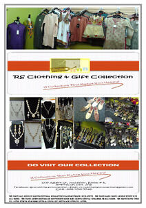 RS CLOTHING & GIFT COLLECTION