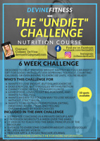 6 wk Nutrition Course + Personal Training