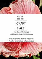 Spring Craft Sale