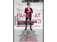 Panic At The Disco Ticket
