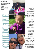 Babysitting and childcare in Lewisporte