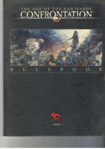 The Age Of The Rag'narok Confrontation Rulebook