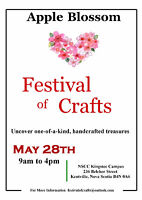 Apple Blossom Festival of Crafts