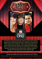 "Tribute to ""The Grand Ole Opry"""