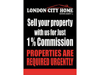 1 BED APARTMENT: WESTGATE APARTMENT WESTERN GATE CANNING TOWN E16 1BJ