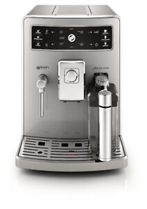 Saeco  Xelsis EVO Fully Automatic Espresso Machine - Stainless