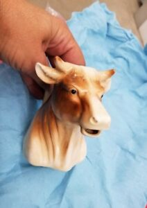 Antique Cow Creamer - FOR SALE