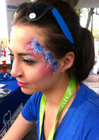 FACE PAINTING- for Bday parties, events
