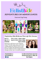 Adventures In Mindfulness**Summer Day Camp**