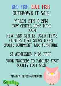 OUTGROWN IT SALE VENDORS WANTED Strathcona County Edmonton Area image 1