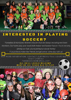 Interested in playing women's soccer?!